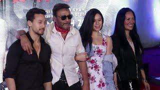 Tiger Shroff's Family At Baaghi 2 Premiere | Jackie Shroff, Krishna Shroff, Ayesha Shroff