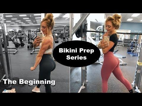 Bikini Prep Series Ep. 1| Starting Macros & Physique Update| Vlog