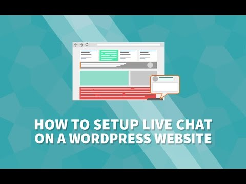 How To Add Live Chat In Wordpress For FREE! - Best Live Chat Plugin For Your Website
