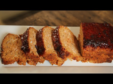 Meatloaf With Mashed Potatoes   Christmas Special Recipe   Nick Saraf's Foodlog