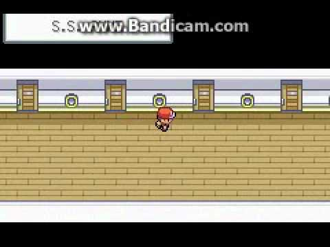 Pokemon FireRed COMPLETE Walkthrough Part 9- SS Anne And The Rival, CUT!