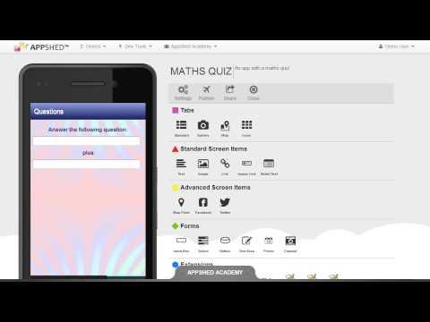 s   Build quiz screens   step 3