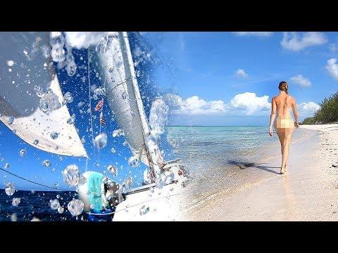 Xxx Mp4 Sailing Whale Cay Cut To Tambi 39 S NUDE BEACH Sailboat Story 134 3gp Sex