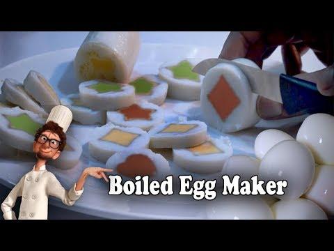 Dream Land Boiled Eggs Maker Kitchen Gadget