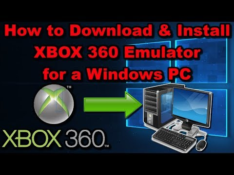 Xbox 360 Emulator for Windows 10 in 2018