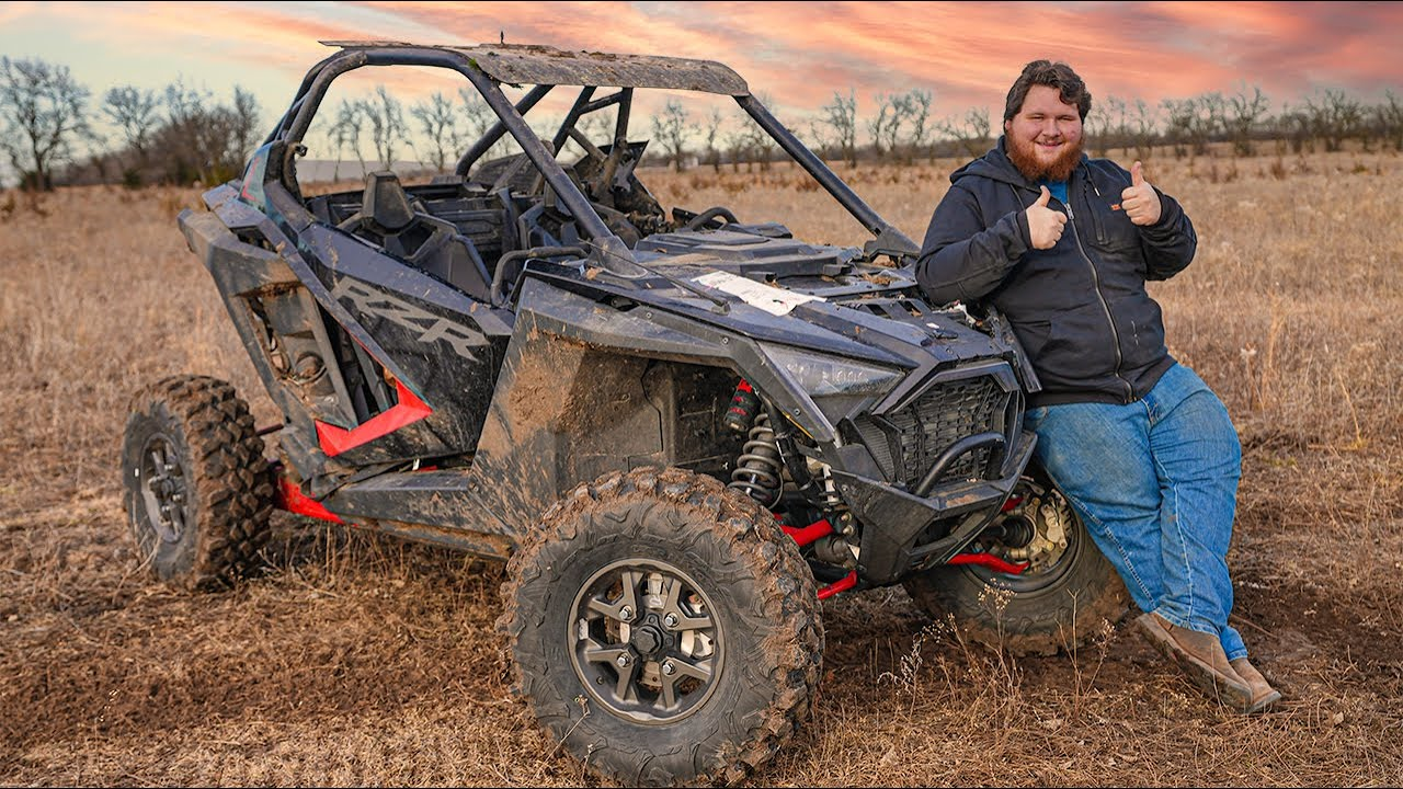 I Bought a 2020 Polaris RZR....And it Hates Me