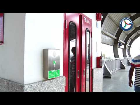 How to Find Your Way in Hyderabad Metro Rail Station