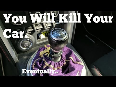 5 Things To NEVER Do In A Manual Car
