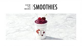 How to Make: Daily Harvest Smoothies