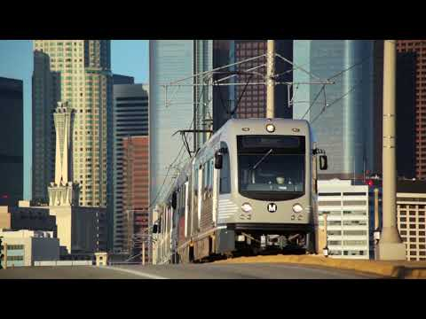 LA Transit Projects Opening in time for the 2028 Summer Olympics