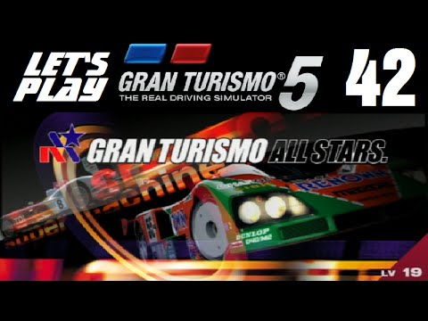 Let's Play Gran Turismo 5 - Part 42 - Gran Turismo All Stars