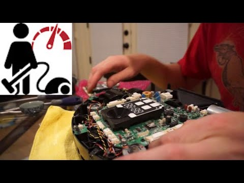 Miele RX1 Bord and Brush motor fix F4