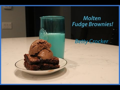 How To Make: Special Brownies (Molten Fudge Brownies!)