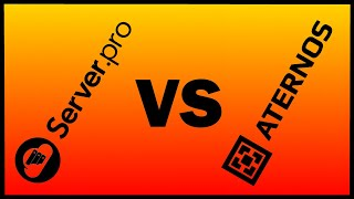Which Is The Best Free Minecraft Server Host? (Server.Pro Vs Aternos)