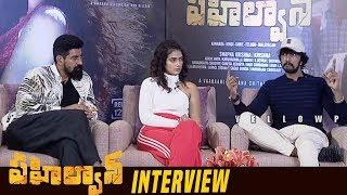 Pehlwaan Movie Team Exclusive Interview | Kiccha Sudeep | Akanksha Singh