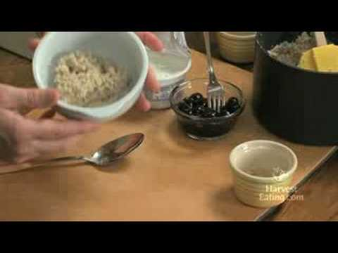 Video Recipe: Steel-Cut Oatmeal