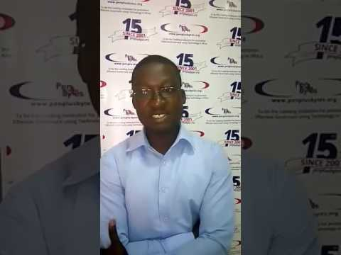 Tech Salon - How Technology can help fight corruption in Ghana