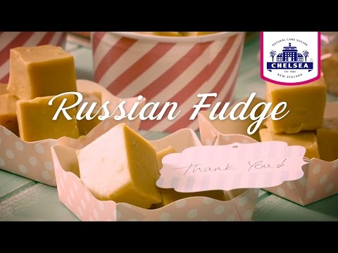Chelsea Sugar Russian Fudge