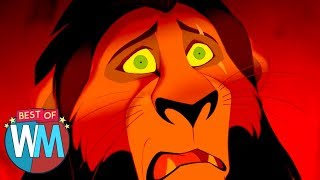 Top 10 Satisfying Villain Deaths in Disney Movies - Best of WatchMojo