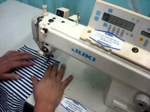 Juki DDL-5550n-7 Fully Automatic Single Needle Sewing Machine