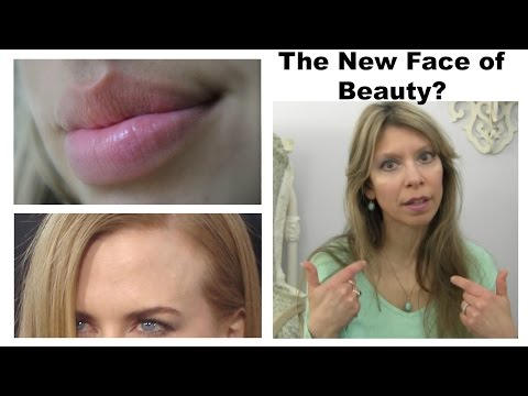 The New Face of Beauty | Aging | Self Confidence | Botox, Fillers, & Lip Injections