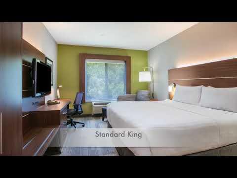 DALGP Holiday Inn Express & Suites Grand Prairie TX