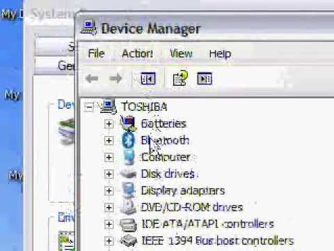 How to check the RAM and Device Manager of your PC