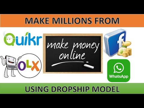 HOW TO GET ORDERS IN FACEBOOK, QUIKR, OLX, WHATSAPP USING TEMPLATE