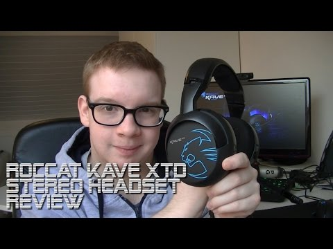 GameGear Review - Roccat Kave XTD Stereo Headset