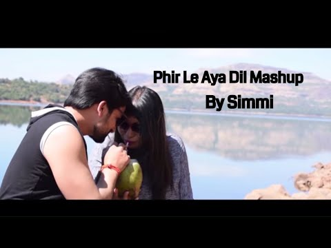 Phir Le Aaya Dil / Aaj Jane ki Zid Na Karo Mashup - By Simmi Sen Roy Featuring Ishtiyak Shaikh