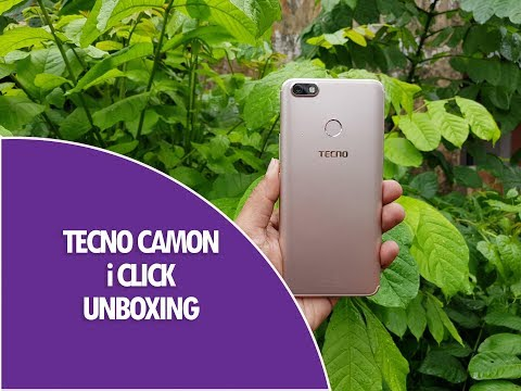 Tecno Camon i Click Unboxing, 20MP Selfie and Camera Samples (Rs 13,990)