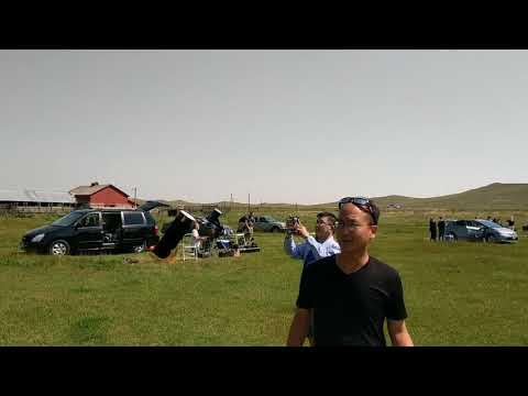 Watching the Total Solar Eclipse in Wyoming