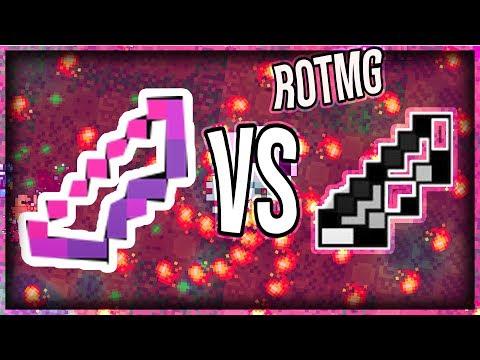 [RotMG] - CBow VS DBow