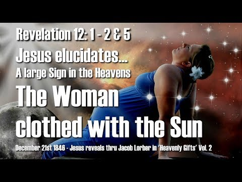 Xxx Mp4 JESUS EXPLAINS THE WOMAN CLOTHED WITH THE SUN ❤️ THE GREAT SIGN IN THE HEAVENS IN REVELATION 12 3gp Sex