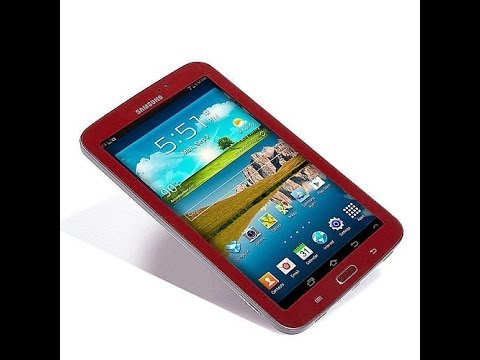 Samsung LimitedEdition 7inch Galaxy Tab 3 Bundle