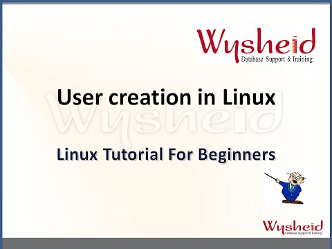 How to create user on linux or unix | user creation in unix | user management in unix