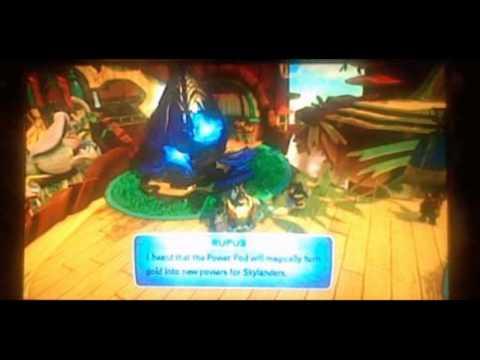Skylanders SWAP Force (Wii U) Playthrough Part 5 - Woodburrow