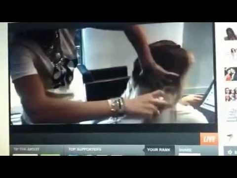 Nina's hairstyles by Riawna Capri