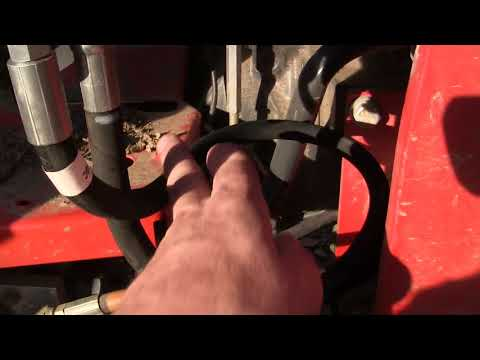 How to Install Third Function Valve on Kubota Tractor