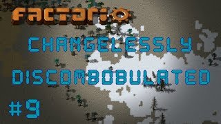 Factorio Changelessly Discombobulated - Angels & Bobs Mods Ep 9: Liquid Solder! | Gameplay Lets Play