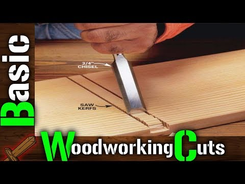 Joinery: All Basic Woodworking Cuts You Need To Know