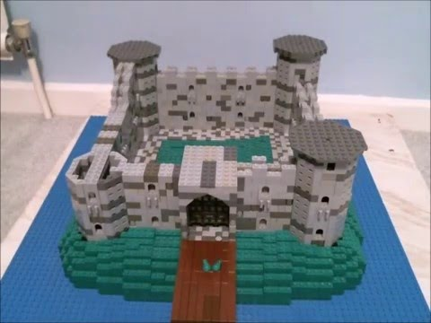 Lego Norman Castle