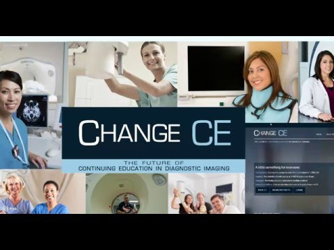 About ChangeCE.com - Continuing Education Credits for Diagnostic Imaging