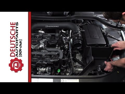 Unitronic VW 2.0T TSI Cold Air Intake System DIY (How to) Install