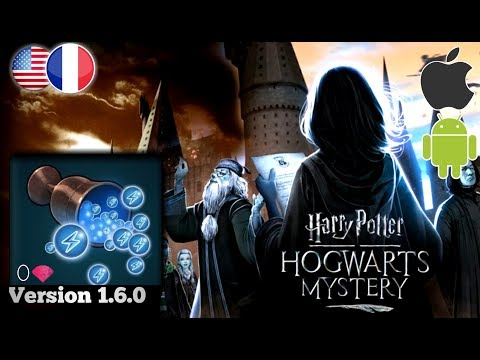 🔥HARRY POTTER MYSTERY MOD 1.6.1  ENERGIES ILLIMITÉES ➡️ IOS,MAC,WINDOWS,ANDROID 🌟