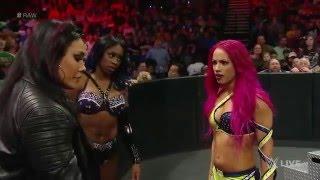 Sasha Banks vs. Becky Lynch (Sasha Banks