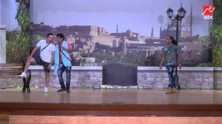 فيديو كوميدي   أوس أوس بيعلم مصطفى خاطر و حمدي ميرغني إزاي يشتروا حشيش