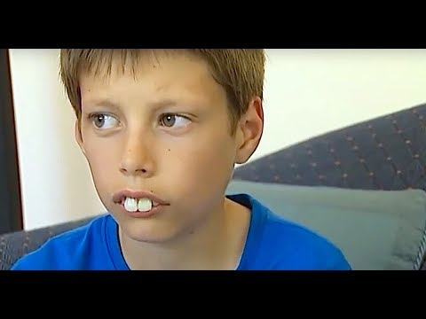 Bullies Call Him 'Rabbit Boy' For Giant Buck Teeth Until Strangers See Him Beg On TV And Help