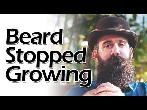 My Beard Stopped Growing!