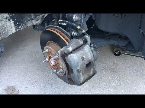 2012-2015 Honda Civic Front Brake Pad Replacement DIY
